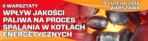 Wpływ jakości paliwa na proces spalania w kotłach energetycznych