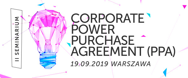 Corporate Power Purchase Agreement PPA