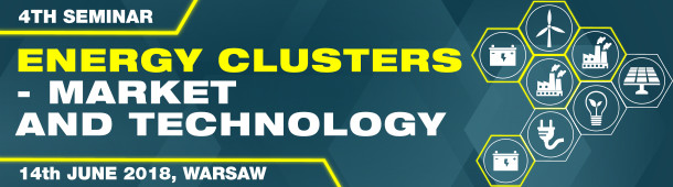 Seminar Energy Clusters: Market and Technology